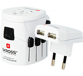 S-Kross Plus World Travel Adapter