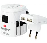 S-Kross Plus World Travel Adapter