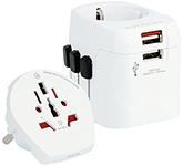 S-Kross Pro Light EU USB Travel Adapter