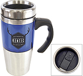 Florida 475ml Promotional Stainless Steel Travel Mug