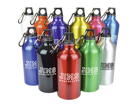 Chieftain 550ml Aluminium Drinks Bottle