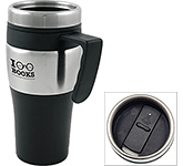 Jet 375ml Metal Travel Mug