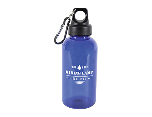 Lowick 600ml Plastic Sports Bottle
