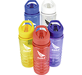 Centurion 550ml Drinks Bottle With Straw