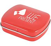 Micro Promotional Rectangular Mint Tin