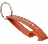 Arc Engraved Keychain Bottle Opener