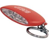 Radiate Promotional LED Keyring Light