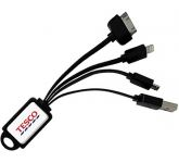 PowerLink Branded USB Multi Cable