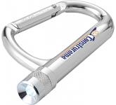 Carabiner LED Keychain Light