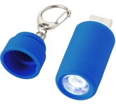 Mini LED Torch USB Charger
