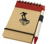 Epping Recycled Pocket Notebook & Pen