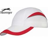 Slazenger Swoosh 6 Panel Mesh Edge Cap