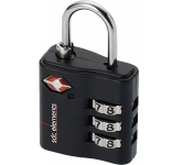 Detroit TSA Luggage Lock