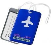 Livingston PVC Luggage Tag