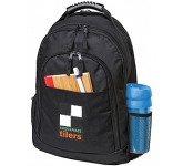 "Harlem 15.4"" Printed Laptop Backpack"