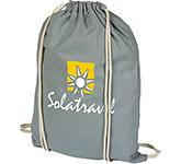 Peak Premium Cotton Drawstring Bag
