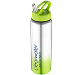 Gradient 740ml Metal Water Bottle