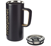 Valhalla 500ml Copper Insulated Vacuum Travel Mug