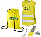 Active Kids 5 Piece Hi Vis Safety Set
