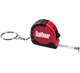 Partner Keyring Tape Measures