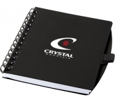 A6 Adler Spiral Bound Notebook