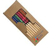 Tokyo Pencil & Crayon Set