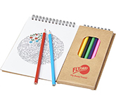 Renoir Colouring Set