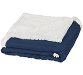 Outback Sherpa Plaid Travel Blanket