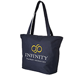 Tampa Bay Zipped Beach Tote Bag