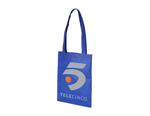 Chatsworth Promotional Non-Woven Small Convention Tote Bag