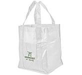 Mexborough Laminated Shopping Tote Bag