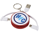 Wrap-Around 3-in-1 Charging Cable