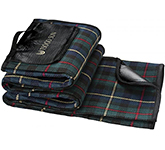Edinburgh Fleece Blanket