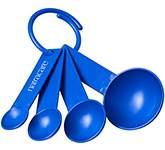 Plastic Measuring Spoon Set