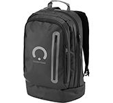 Pacific Water Resistant 15.4 Laptop Backpack