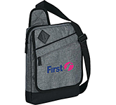 Carbon Conference Tablet Bag