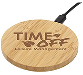 Amazon Bamboo Wireless Charger