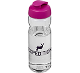 H20 Tritan Impact 650ml Flip Top Water Bottle