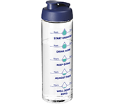 H20 Mist 850ml Flip Top Sports Bottle