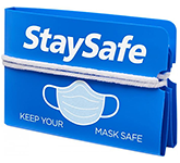 Urban Fold Up Face Mask Wallet