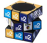 Rubik's Bluetooth Speaker