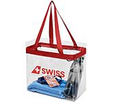 Malibu Clear PVC Tote Bag