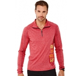 Elevate Taza Knit Quarter Zip Fleece