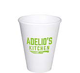 Disposable Polystyrene Cup - 207ml