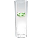 Metro Disposable Plastic Hiball Glass - 340ml