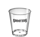 Shooter Disposable 50ml Plastic Shot Glass