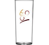 Reusable Plastic Hiball Glass - 284ml
