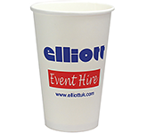 Single Walled Barista Paper Cup - 454ml