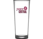 Reusable Polycarbonate Hiball Half Pint Glass - 284ml