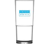Hurricane Reusable Polycarbonate Pint Stackable Cup - 568ml
